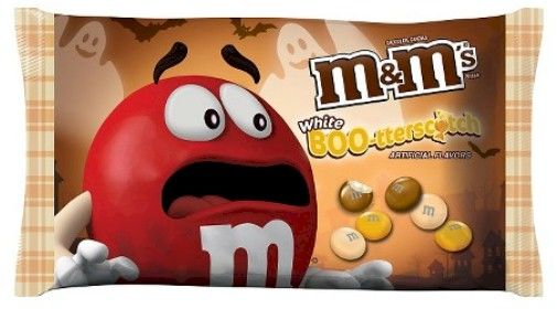 Bag of BOOterscotch Butterscotch M&M's